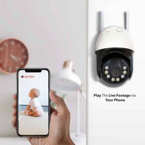 wireless CCTV camera system