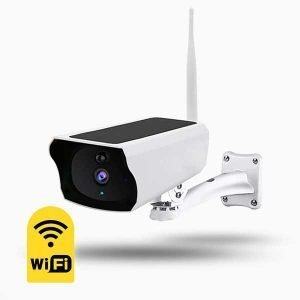 Wireless CCTV camera system for home